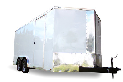 Diamond Cargo 8x16 Tandem Axle - Commerical Grade