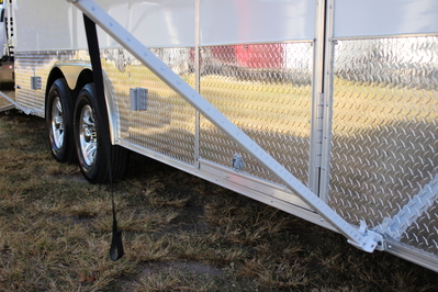 Custom Enclosed Trailer